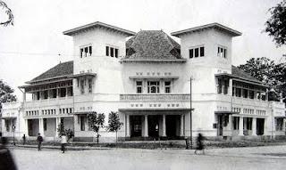 Kantor Pos, Solo (1930an)