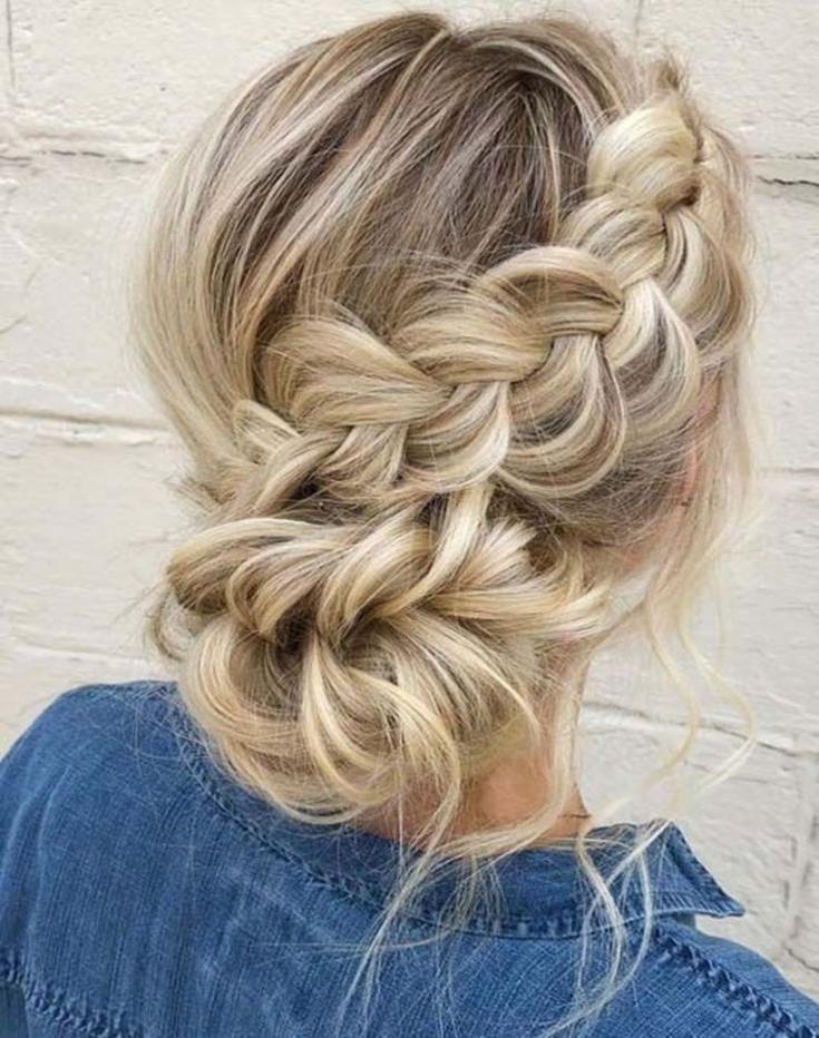 Neu Trend Frisuren 2019 Cool 37 Delightful Wedding Hairstyles Ideas More At Tilependant Com So Hair Styles Long Hair Styles Wedding Hairstyles For Long Hair