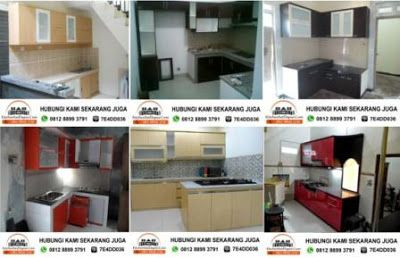 Jasa Kitchen Set Murah di Cimanggu Bogor 0812 8899 3791 / PIN BB 7E4DD036: Kitchen Set Minimalis Murah