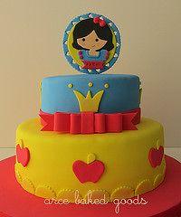 Blancanieves (arce baked goods) Tags: cake disney tortas blancanieves princesas