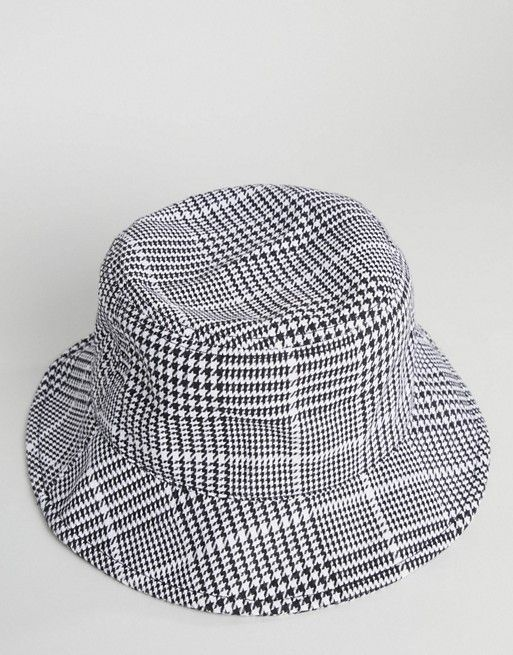 746360f8b06 My Accessories London check bucket hat in 2019