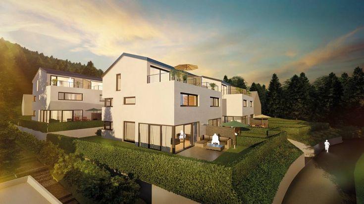 "NEUBAU IMMOBILIEN TIPP Esslingen 4 Doppelhäuser ""DOMUS"