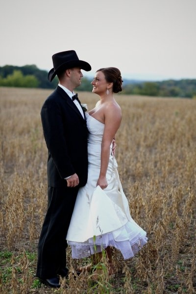 Can't wait to marry my redneck Romeo!