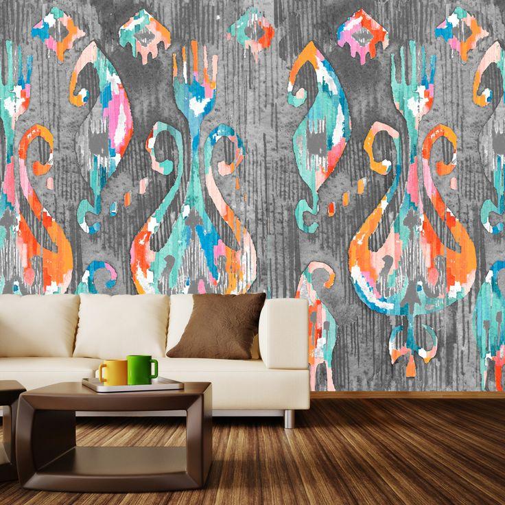 Spiral of Silence Wall Mural