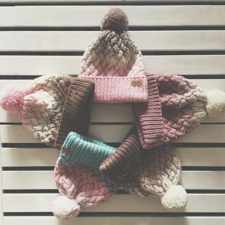 Knit hats ⭐️