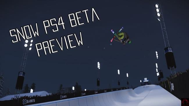 SNOW PS4 Beta Video Preview - http://www.entertainmentbuddha.com/snow-ps4-beta-video-preview/