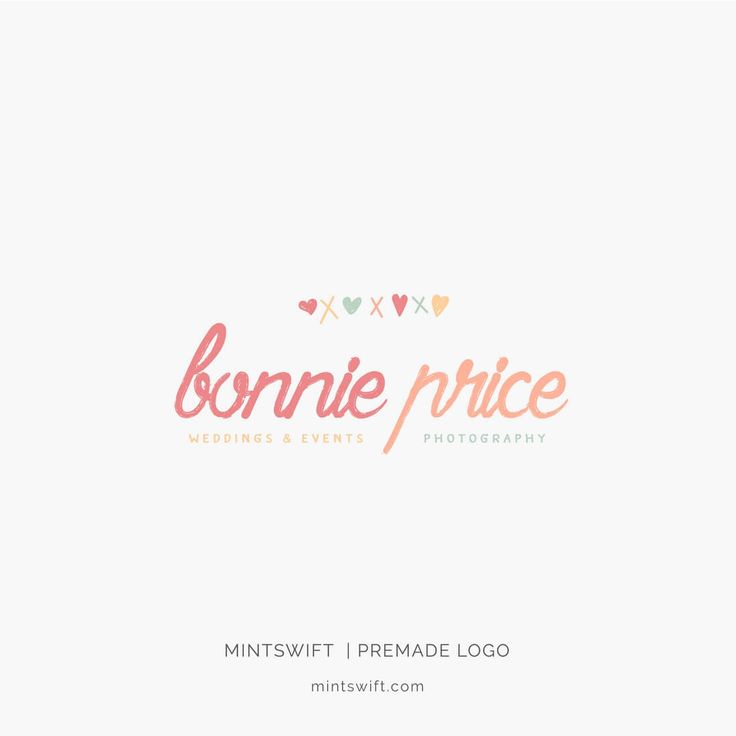 MintSwift premade logos are designed for your business or personal use. These logos were created with a thought of small business owners, bloggers and creative entrepreneurs. My affordable premade logo options allow you to develop your brand identity at a fraction of the cost of logo package when you just starting out or simply you're not ready for custom logo.