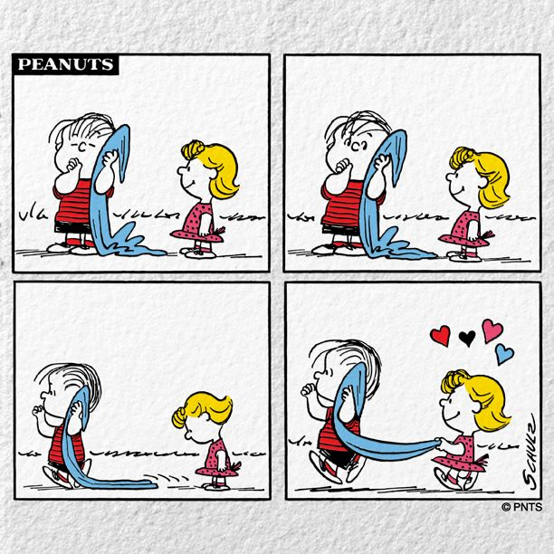 sally and linus relationship questions