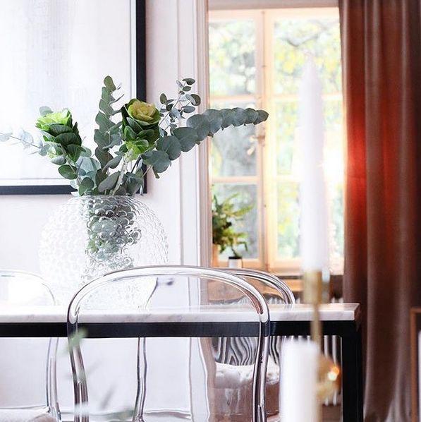 Transparenta Labradoren köksstolar. Stol, kök, matsal, transparent, plast, polykarbonat, vardagsrum, hall, sovrum, inredning, möbler. http://sweef.se/stolar/57-labradoren-stol-i-polykarbonat.html