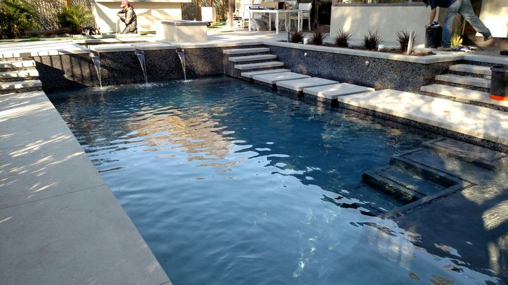 34 best pools images on pinterest pools swimming pools and swiming pool for Swimming pool demolition los angeles