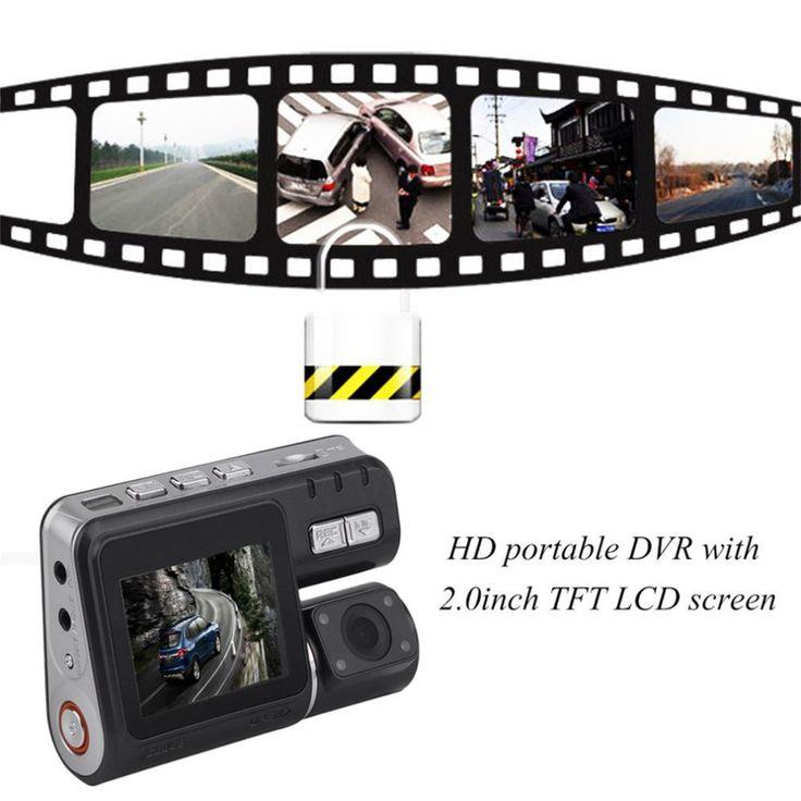 5 HD 1296P 4K Dual Lens Car DVR + Rearview Mirror Video Camera Night Vision Y25