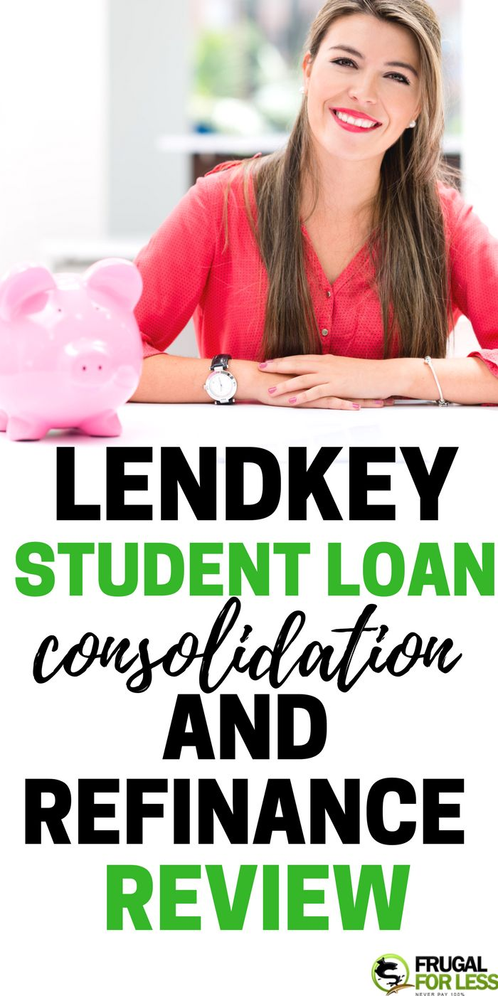 Lendkey Student Loan Consolidation And Refinance Review Student