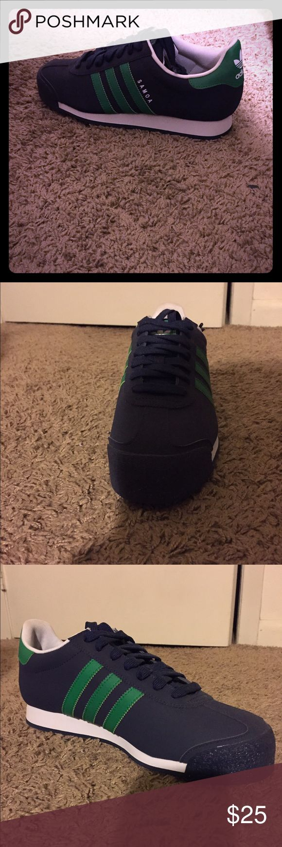 Adidas soma shoes Green and blue. Never worn Adidas Shoes Sneakers