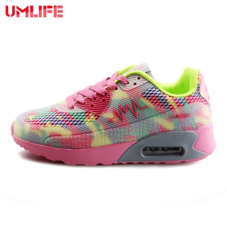 Athletic Shoe Type: Running Shoes Gender: Women Fit: Fits true to size, take your normal size Shoe Width: Medium(B,M) Release Date: Summer2017 Function: Stability Applicable Place: Hard Court Insole Material: EVA Feature: Breathable,Height Increasing Upper Height: High Sports Type: Lifestyle Closure Type: Lace-Up Level Of Practice: Beginner Upper Material: Mesh (Air mesh) Model Number: SM03B0115 Outsole Material: Rubber For Distance: 10km