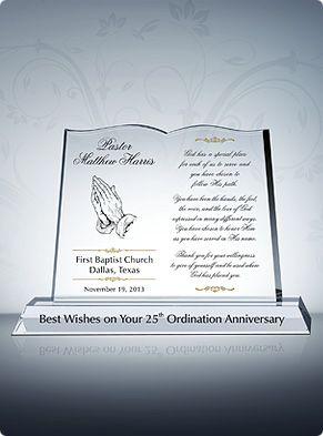 Pastor Anniversary Tribute