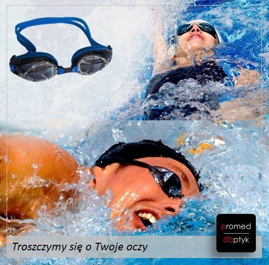 Pływasz?  Czy wiesz, że możesz mieć okulary do pływania z Twoją korekcją? Zapraszamy, powiemy Ci o tym ;))