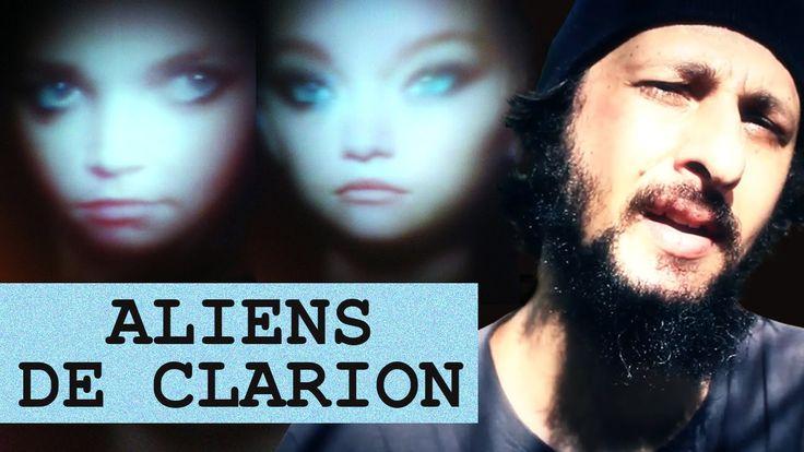 Extraterrestres, a prova definitiva? - Aliens de Clarion