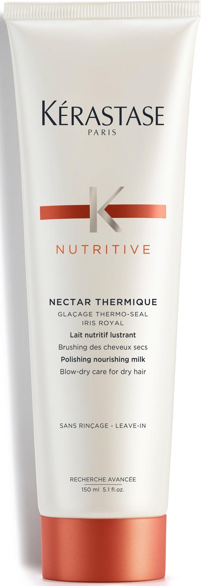 Ger näring och skyddar håret med protein, lipider och kolhydrater. Leave-in-behandling...
