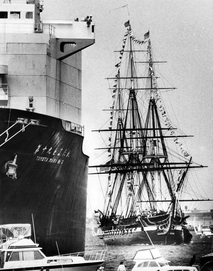 The 25  best Uss constitution ideas on Pinterest | Sailing ships ...