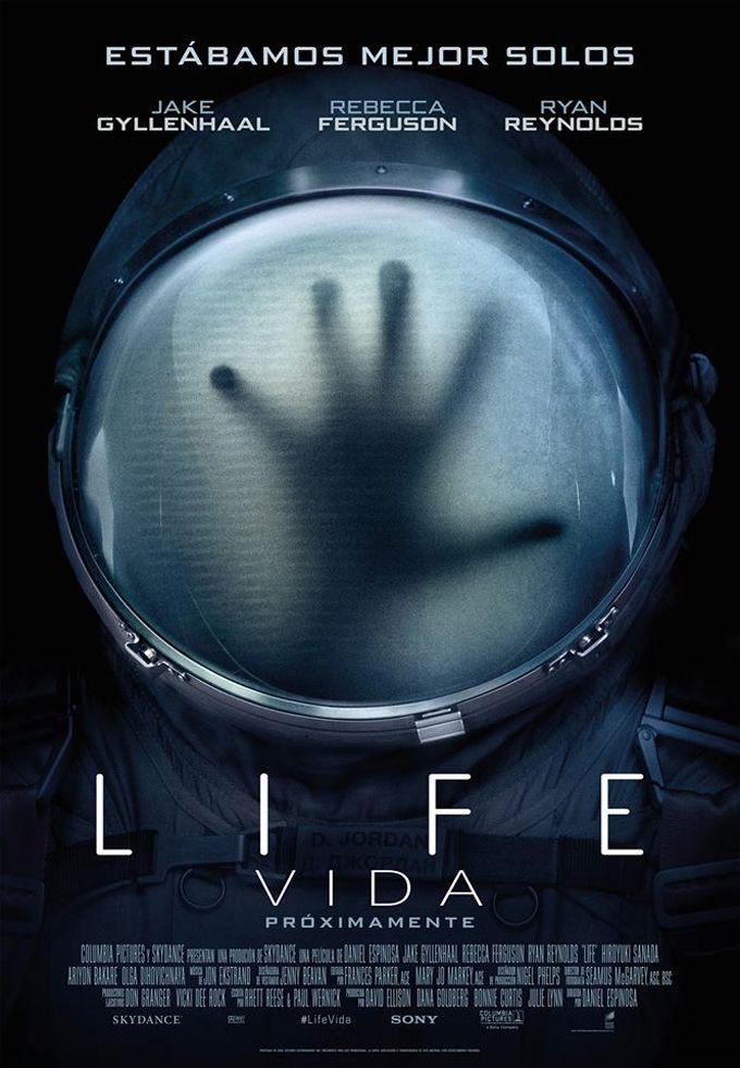Te invitamos al cine a ver LIFE