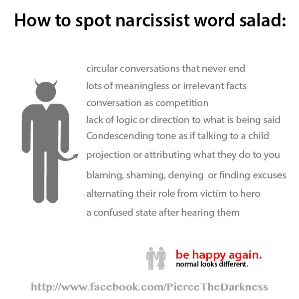 How to date a narcissist in Australia