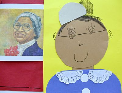 Have to do this! Rosa Parks
