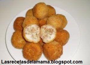 Las recetas de la Mama: Receta de Patatas bomba