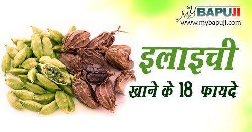 इलाइची खायेंगे तो मिलेंगे यह 18 फायदे   Elaichi khane ke fayde+++इलाइची खाने के फायदे : Cardamom Benefits in Hindi++herbs ,home remedies for cough ,home remedies for cold ,gharelu nuskhe ,ayurved upchar ,  dadi maa ke gharelu nuskhe ,desi nuskhe in hindi ,देसी नुस्खे ,आयुर्वेदिक नुस्खे ,home remedies in hindi ,desi ilaj, आसाराम बापूजी ,आसाराम बापू , आशाराम बापू , सत्संग    #mybapuji,#asharamjibapu ,#bapu, #bapuji ,#asaram, #ashram, #asaramji, #sant, #asharamji ,#asharam ,