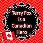 This is a one-page activity to remind students of some of the qualities Terry Fox possessed: determination, generosity, and strength. After a shor...
