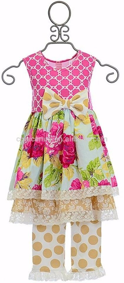 Conice nini flower girls frock designs image dress clothing sets