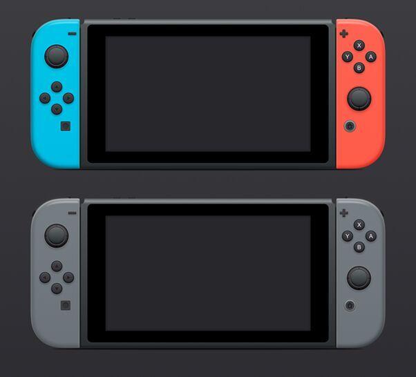 Nintendo Switch Template Sketch Nintendo Switch Games Nintendo