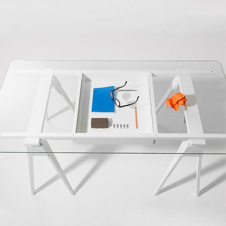 Arco desk by Chuck Mack for Design House Stockholm