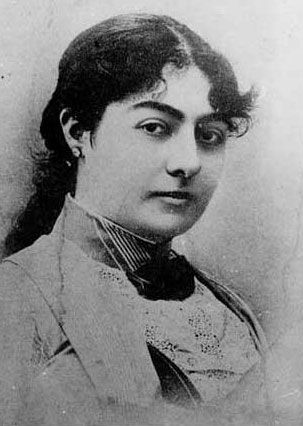 Zahra Khanoum Tadj es-Saltaneh or Tāj al-Salṭanah (1883 – 25 January 1936) was a Persian princess and memoirist of the Qajar Dynasty, a daughter of Nasser al-Din Shah by his wife Turan es-Saltaneh. She was one of the defenders of the Iranian Constitutional Revolution and a prominent member of the Anjoman Horriyyat Nsevan (The Society of Women's Freedom).