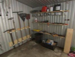 The tool shed often becomes a dumping ground and a place that you loath to enter. But with a bit of organizing and some simple maintenance tips from Jason your shed will look like it's had a mini-makeover and become your new favourite place to hang out.
