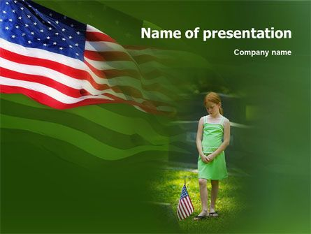 memorial day powerpoint theme download