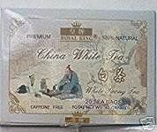 Chinese White Tea Natural  Caffeine Free 20 Tea Bags *** Find out more about the great product at the image link. (This is an affiliate link and I receive a commission for the sales)