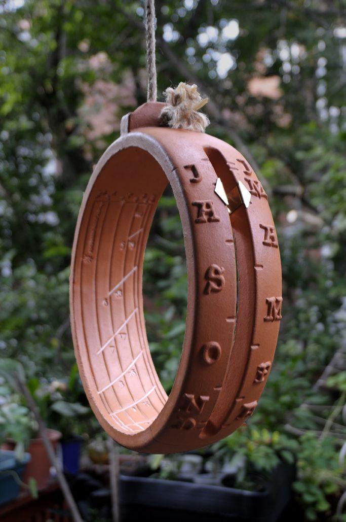 Shepherd's Watch - Anno Domini Garden Sundial, $150.00 (http://www.shepherdswatch.com/anno-domini-garden-sundial/)