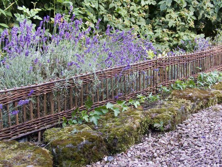 Edible Landscaping: Lavender - Herb Garden | Jardin d'herbes aromatiques