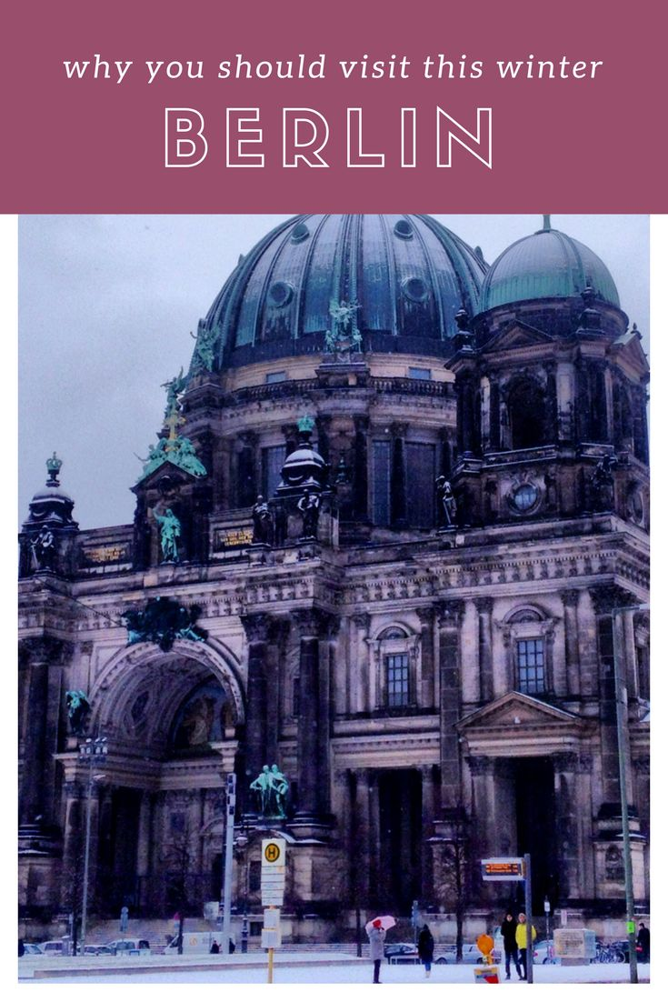Berlin Winter Travel Guide