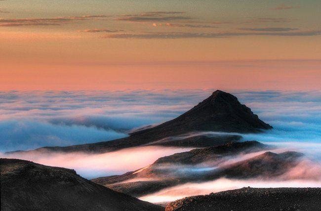 Snæfellsjökull, la entrada al centro de la Tierra de Julio Verne está en Islandia