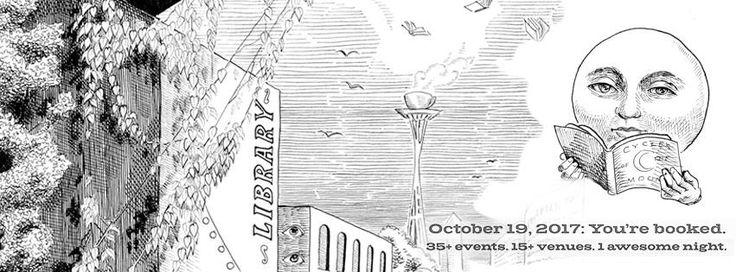 Lit Crawl   Seattle » October 19, 2017