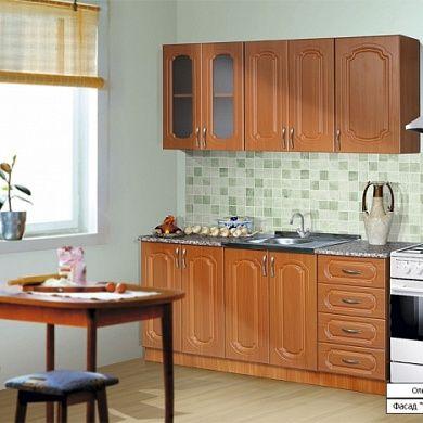 Кухня Ореол 1,6 м купить в Екатеринбурге | Мебелька