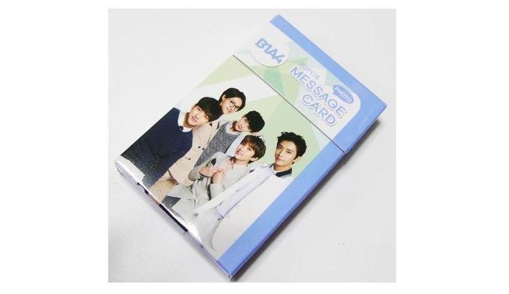 B1A4 Photo Message Card ( 30 Piece ) KPOP K-POP Korean K Pop