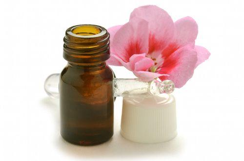 Olio essenziale di geranio - combattere lo stress