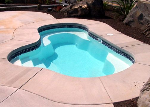 Best Small Fiberglass Pools Ideas That You Will Like On