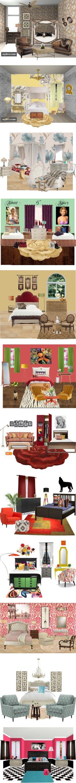 Bedroom by mariarocha88 on Polyvore featuring polyvore, interior, interiors, interior design, home, home decor, interior decorating, Noir, Monte Carlo, Barclay Butera, Branca, West Elm, Crate and Barrel, Symmetry, rustic, SANDERSON, Neiman Marcus, Ricardo, Giannetti Home, P & Lot, Buccellati, Remains Lighting, bedroom, Graham & Brown, McGuire, Gucci, Tom Ford, Tiffany & Co., Minka, OKA, Tim Clarke Interior Design, Pier 1 Imports, Eastvold Furniture, Blu Dot, Alexander Girard, CB2, Rizzy…
