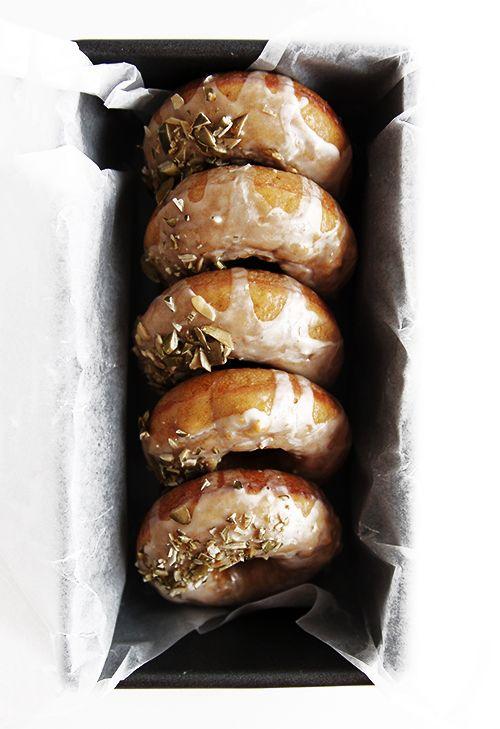 Baked Pumpkin Donuts   The Fauxmartha