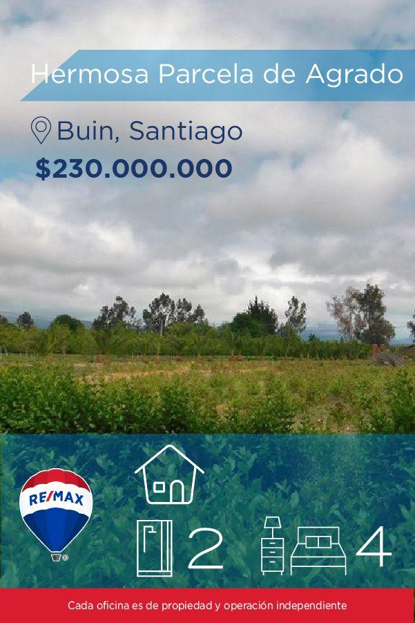 [#Parcela de Agrado en #Venta] - Hermosa Parcela de Agrado al sur de Santiago 🛏: 4 🚿: 2 👉🏼 http://www.remax.cl/1028042010-12 #propiedades #inmuebles #bienesraices #inmobiliaria #agenteinmobiliario #exclusividad #asesores #construcción #vivienda #realestate #invertir #REMAX #Broker #inversionistas #arquitectos #venta #arriendo #casa #departamento #oficina #chile