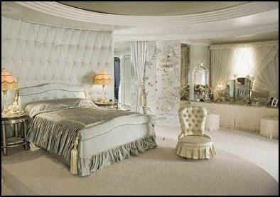 old hollywood bedroom ideas