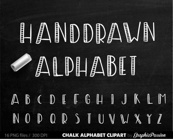 Pin By Desiree Penaloza On Lettering Chalkboard Clipart Chalkboard Fonts Chalk Lettering
